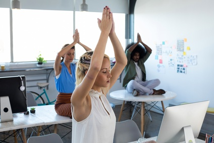Six ideas for a healthier workplace